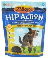 Image of Zuke's - Hip Action Dog Treats Chicken Formula - 6 oz.