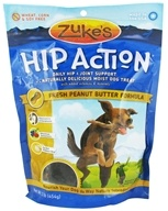Image of Zuke's - Hip Action Dog Treats Peanut Butter Formula - 16 oz.