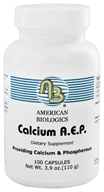 American Biologics - Calcium AEP - 100 Capsules, from category: Vitamins & Minerals