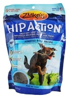 Zuke's - Hip Action Dog Treats Roasted Beef Recipe - 1 lb. (013423211212)