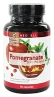Neocell Laboratories - Pomegranate From The Seed - 90 Capsules, from category: Nutritional Supplements
