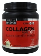 Image of Neocell Laboratories - Collagen Sport Recovery Whey Protein French Vanilla - 17.2 oz.