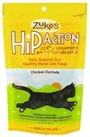 Zuke's - Hip Action Cat Treats Chicken Formula - 3 oz. by Zuke's
