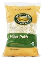 Nature's Path Organic - Cereal Millet Puffs - 6 oz. (058449620020)