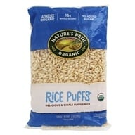 Cereal Rice Puffs - 6 oz. by Nature's Path Organic