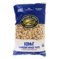 Nature's Path Organic - Cereal Kamut Puffs - 6 oz. - $2.09