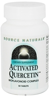 Source Naturals - Activated Quercetin Bioflavonoid Complex - 50 Tablet(s), from category: Nutritional Supplements