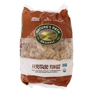 Nature's Path Organic - Cereal Heritage Heirloom Whole Grains High Fiber Resealable Eco Pac - 32 oz., from category: Health Foods