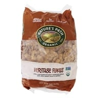 Nature's Path Organic - Cereal Heritage Heirloom Whole Grains High Fiber Resealable Eco Pac - 32 oz. by Nature's Path Organic