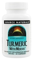 Image of Source Naturals - Meriva Turmeric Complex 500 mg. - 60 Capsules