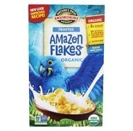Nature's Path Organic - EnviroKidz Organic Cereal Amazon Frosted Flakes - 14 oz., from category: Health Foods