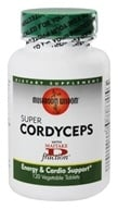 Mushroom Wisdom - Super Cordyceps - 120 Vegetarian Tablets Formerly Maitake Products, from category: Nutritional Supplements