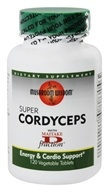 Mushroom Wisdom - Super Cordyceps - 120 Vegetarian Tablets Formerly Maitake Products