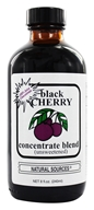 Unsweetened Concentrate Black Cherry - 8 oz.