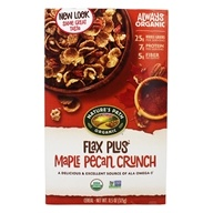 Nature's Path Organic - Cereal Flax Plus Maple Pecan Crunch - 11.5 oz. (058449771432)