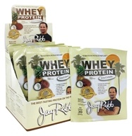 Jay Robb - Whey Protein Isolate Powder Pina Colada - 12 Packet(s), from category: Sports Nutrition