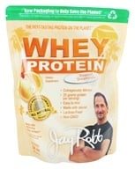 Image of Jay Robb - Whey Protein Isolate Powder Tropical Dreamsicle - 24 oz.