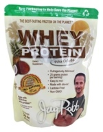 Jay Robb - Whey Protein Isolate Powder Pina Colada - 24 oz., from category: Sports Nutrition