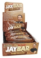Jay Robb - JayBar High-Protein Fudge Brownie - 57 Gram(s) (603907002025)
