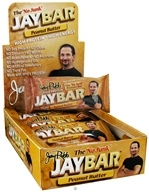 Jay Robb - JayBar High-Protein Peanut Butter - 57 Gram(s), from category: Sports Nutrition