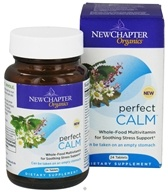 Image of New Chapter - Organics Perfect Calm Whole-Food Multivitamin - 24 Tablets