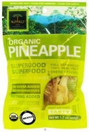 Kopali Organics - Organic Pineapple - 1.7 oz., from category: Health Foods