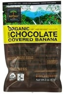 Kopali Organics - Organic Dark Chocolate Covered Banana - 2 oz. by Kopali Organics