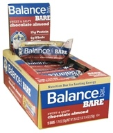 Balance - Nutrition Energy Bar Bare Sweet & Salty Chocolate Almond - 1.76 oz.