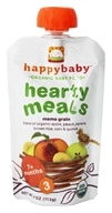 HappyBaby - Organic Baby Food Stage 3 Meals Ages 7+ Months Mama Grain - 4 oz.