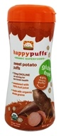HappyBaby - Organic Puffs Sweet Potato - 2.1 oz.