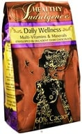 Hero Nutritional Products - Healthy Indulgence Dark Chocolate Daily Wellness Multi-Vitamins & Minerals - 28 Pack