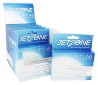 JetZone - Jet Lag Prevention Homeopathic Travel Medicine - 30 Chewable Tablets by JetZone