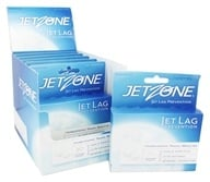 JetZone - Jet Lag Prevention Homeopathic Travel Medicine - 30 Chewable Tablets (363923100302)