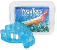 Image of YogaToes - Yoga Toes Small - 7.5 - 11 Womens 6.5 - 9.5 Mens Sapphire Blue