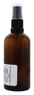 Sanctum Aromatherapy - Amber Glass Bottle with Black Atomizer Cap - 100 ml., from category: Aromatherapy