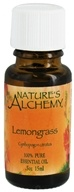 Nature's Alchemy - 100% Pure Essential Oil Lemongrass - 0.5 oz. - $3.71