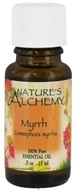 Nature's Alchemy - 100% Pure Essential Oil Myrrh - 0.5 oz. (079565003214)