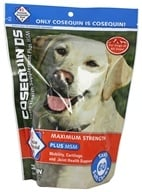 Cosequin - DS Plus MSM Joint Health Supplement For Dogs - 60 Soft Chews (755970407150)