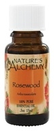 Nature's Alchemy - 100% Pure Essential Oil Rosewood - 0.5 oz., from category: Aromatherapy