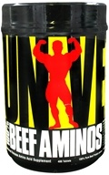 Universal Nutrition - 100% Beef Aminos Sustained Release - 400 Tablets, from category: Sports Nutrition