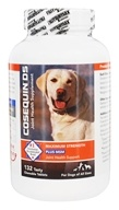Cosequin - DS Double Strength Plus MSM Joint Health Supplement for Dogs - 132 Chewable Tablets (755970405101)