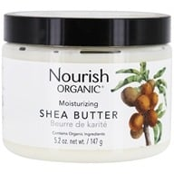 Nourish - Organic Raw Shea Butter - 5.5 oz. by Nourish