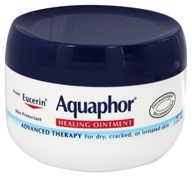 Image of Beiersdorf Inc. - Eucerin Aquaphor Advanced Therapy Healing Ointment Fragrance-Free - 3.5 oz.