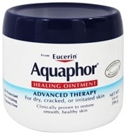 Eucerin - Aquaphor Advanced Therapy Healing Ointment Fragrance-Free - 14 oz. (072140636081)