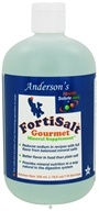 Anderson's Health Solute ions - FortiSalt Gourmet Mineral Supplement - 18.6 oz. (786601057758)