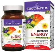 New Chapter - Perfect Energy Whole-Food Multivitamin - 36 Tablets (727783003409)