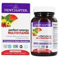 Image of New Chapter - Perfect Energy Whole-Food Multivitamin - 72 Tablets
