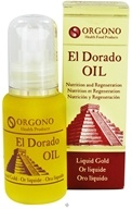 Orgono - El Dorado Chia Seed Oil Liquid Gold Oil - 1.7 oz (50 ml) - CLEARANCE PRICED - $13.33