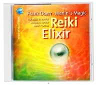 Inner Worlds Music - Merlin's Magic Reiki Elixir - CD(s) CLEARANCE PRICED (079565082028)