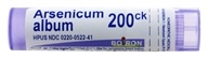 Image of Boiron - Arsenicum Album 200 CK - 80 Pellets